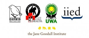 The Jane Goodall Insitute logos