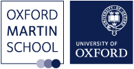 The Oxford Martin School logo and university of Oxford logo