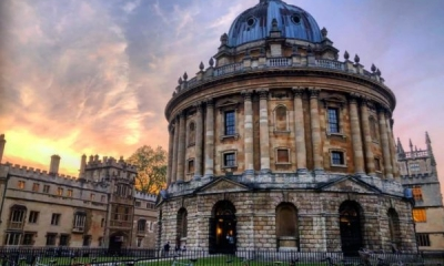 oxford uni building